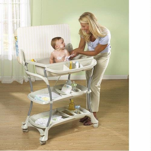 primo euro spa baby bath and changing table. Black Bedroom Furniture Sets. Home Design Ideas