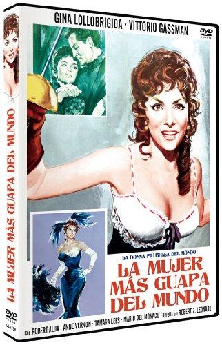 La Mujer Más Guapa Del Mundo [DVD]