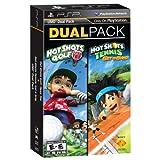 PSP Dual Pack - Hot Shots Golf: Open Tee and Hot Shots Tennis: Get a Grip