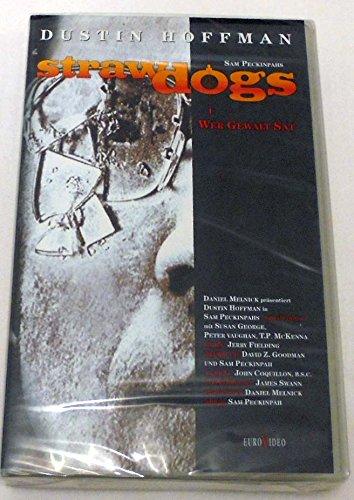 Wer Gewalt sät - Straw Dogs [VHS]