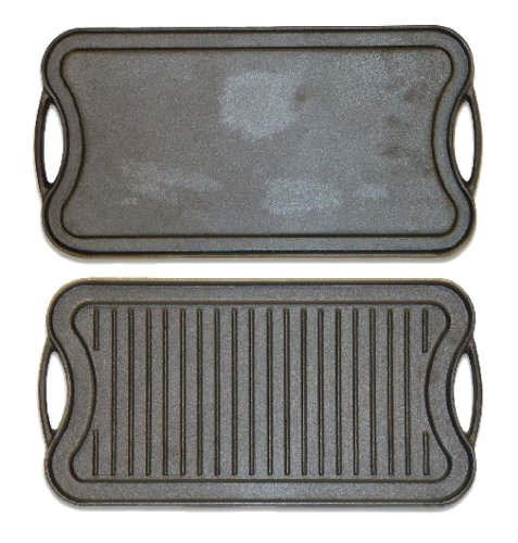 Coleman Cast Iron Non-Stick Griddle