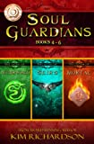 img - for Soul Guardians 3-Book Collection: Netherworld #4, Seirs #5, Mortal#6 book / textbook / text book