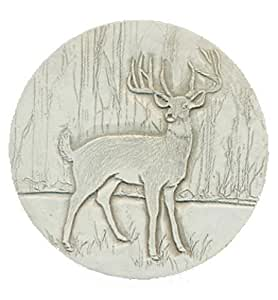 Super absorbent stoneware drink coasters deer set of 4 coasters - Drink coasters absorbent ...