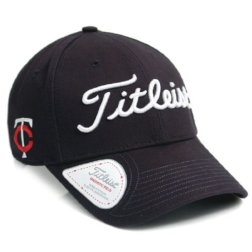more photos 534ab 59534 ... australia buy 2009 minnesota twins mlb titleist baseball hat w ball  marker now 69755 010b9