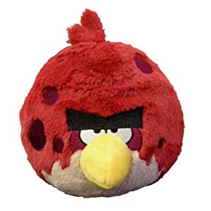Angry birds 16 big brother bird with sound toys games - Angry birds big brother plush ...
