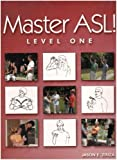 Master ASL - Level One (with DVD) [Hardcover]