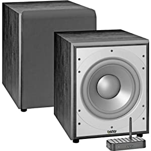 Infinity Primus 10-Inch 300-Watt Wireless Subwoofer (Black)
