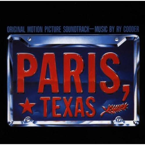 Amazon.com: Ry Cooder, Ry Cooder: Paris, Texas: Original Motion