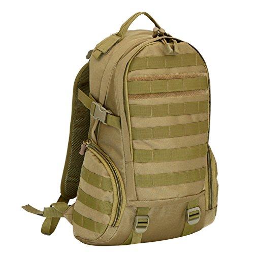 Tactical sac / Voyage / extérieur sac camouflage alpinisme / ordinateur étanche sac à dos-5 40L