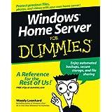 Windows Home Server For Dummies ~ Woody Leonhard