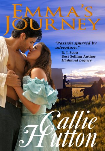 Callie Hutton - Emma's Journey (English Edition)