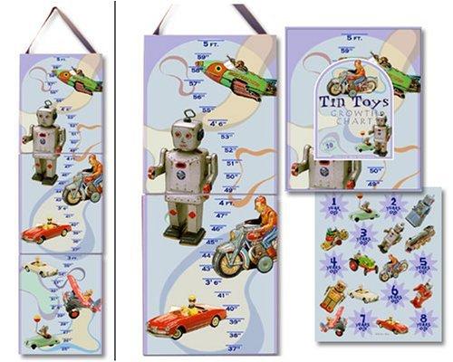Dolce Mia Tin Toys Growth Chart