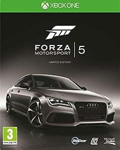 Forza motorsport 5 - édition limitée