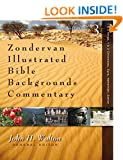 1 KINGS TO ESTHER VOL 3 (Zondervan Illustrated Bible Backgrounds Commentary)