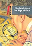 Arthur Conan Doyle Dominoes: Three: Sherlock Holmes: The Sign of Four Pack