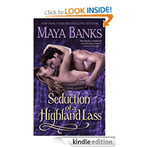 Seduction of a Highland Lass (McCabe Trilogy)