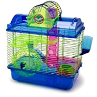 Penn-Plax Here and There Home/Traveler Cage for Small Animals Medium