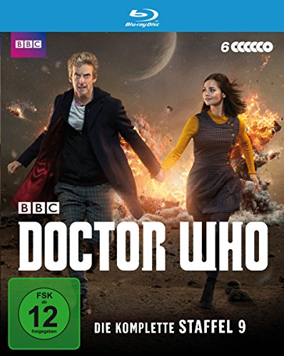 Doctor Who - Die komplette Staffel 9 [Blu-ray]
