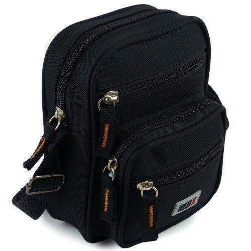Unisex Multi Purpose Mini Shoulder Travel Utility Work BAG Practical Handy Mens - 3 Colours