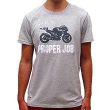 Primo Proper Job (Mens) T-Shirt