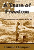 img - for A Taste Of Freedom: A story of the forgotten slave soldiers of the Civil War book / textbook / text book