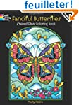 Fanciful Butterflies Stained Glass Co...