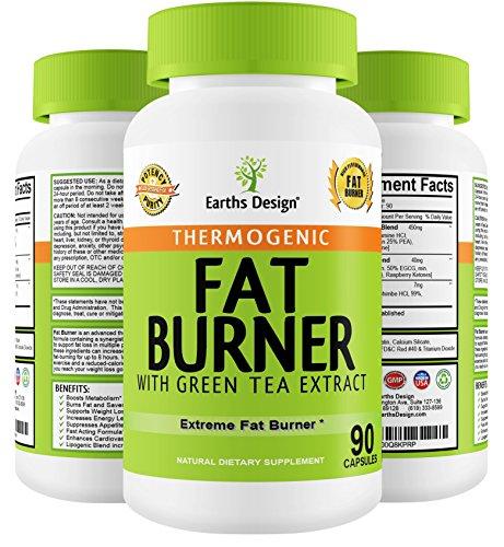 Pilules brûleur de graisse thermogène qui travaillent rapidement pour les femmes des hommes &, naturel meilleur supplément pour perdre du poids et perdre de la graisse du ventre, avec framboises cétones pour Slim & Poussée métabolisme, 90 Capsules