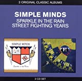 Simple Minds Sparkle In The Rain / Street Fighting Years