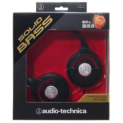 AudioTechnica ATH-WS55X Headphones