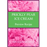 Prickly Pear Ice Cream