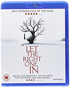 Let The Right One In [Blu-ray] [Import anglais]