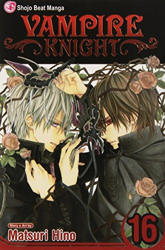 Vampire Knight Box Set 2: Volumes 11-19 with Premium requiem vampire knight vol 3