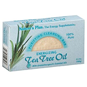 Nature\'s as well as - Tea Tree essential oil Cleansing Bar, 3.5 oz boxes