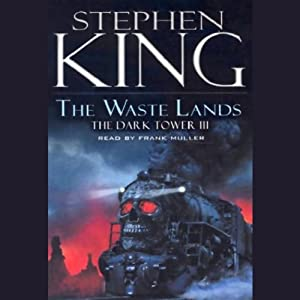 The Waste Lands Audiobook