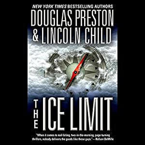 The Ice Limit Audiobook