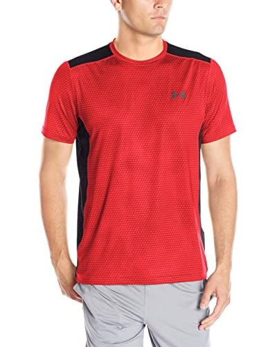 Under Armour Camiseta Manga Corta Ua Raid Ss Azul