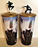 Marvel Comics: Black Panther Movie Theater Exclusive Cup Topper Set
