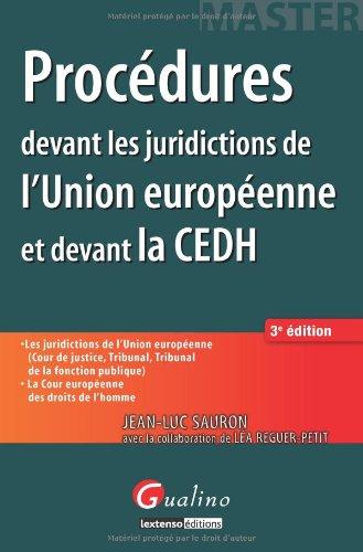 Telecharger des livres pdf gratuits proc dures devant les - La chambre des preteurs de l union europeenne ...