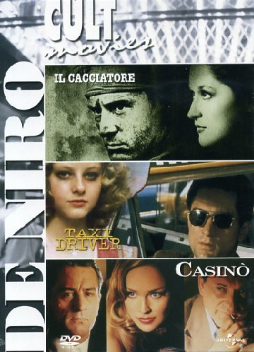 Robert De Niro [3 DVDs] [IT Import]
