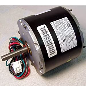 F48e06a48 coleman oem condenser fan motor 1 4 hp 230 for York blower motor replacement