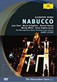 LEVINE, JAMES / MET  - NABUCCO
