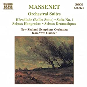 Massenet - Herdiade Orchestral Suites Nos 1-3 by Naxos