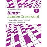 Times 2 Jumbo Crossword Book 5by John Grimshaw
