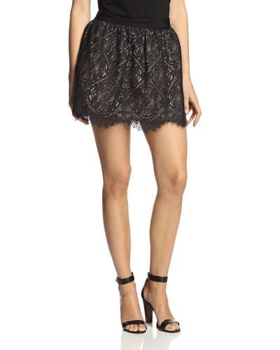 Susana Monaco Women's Violette Lace Skirt