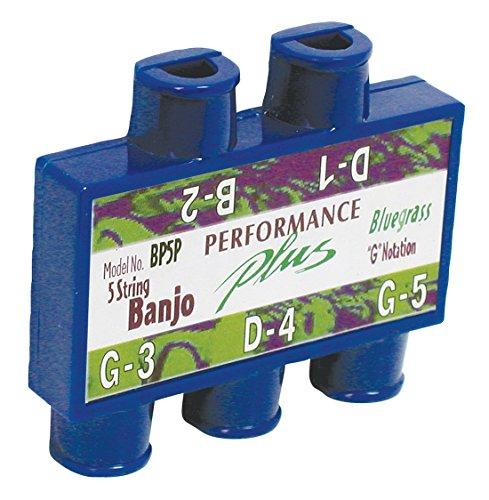 Performance Plus Bluegrass 5 String Banjo Pitch Pipe, Model Bp5P