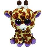 Ty - Ty36011 - Peluche - Beanie Boos - Moyen - Safari La Girafe - taille au choix
