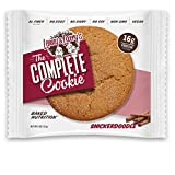 Lenny & Larry's The Complete Cookie, Snickerdoodle, 4-Ounce Cookies (Pack of 12) ...