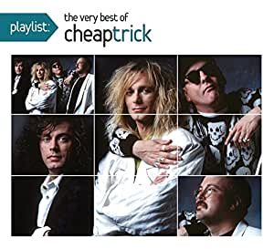Playlist: The Very Best of Cheap Trick
