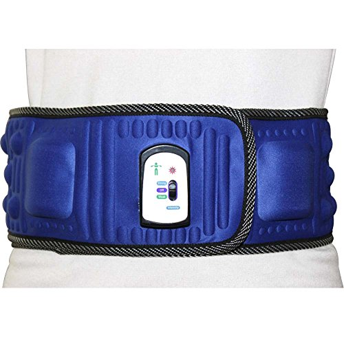 Buy Bargain eYourlife2012 Electric Lose Weight Vibration Waist Massage Slimming Fitness Belt