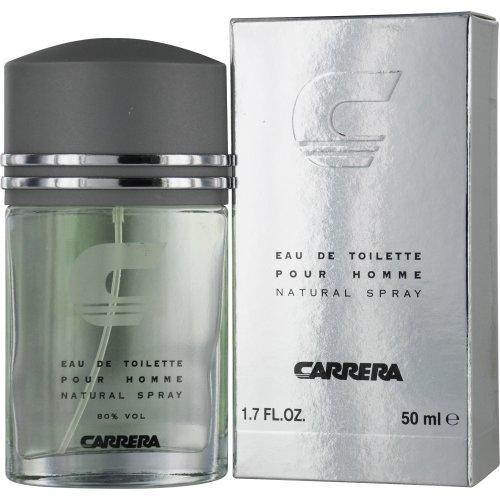 Carrera Eau De Toilette Spray for Men by Muelhens, Limited Edition, 1.7 Ounce by Muelhens